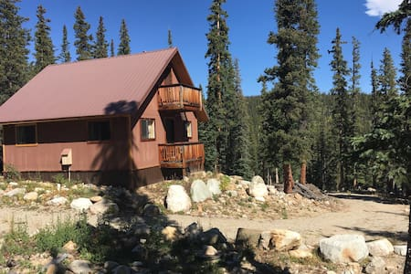 Unplug without going off-grid; pet-friendly cabin - Fairplay