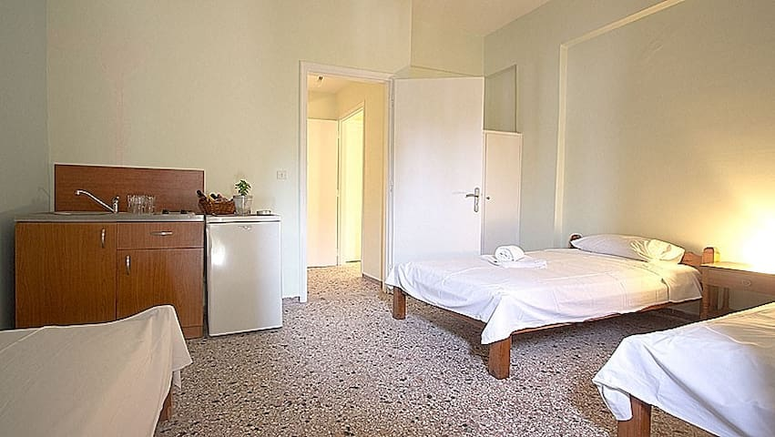 Galazia Nera Apartment No 1 - Agios Andreas - Appartement