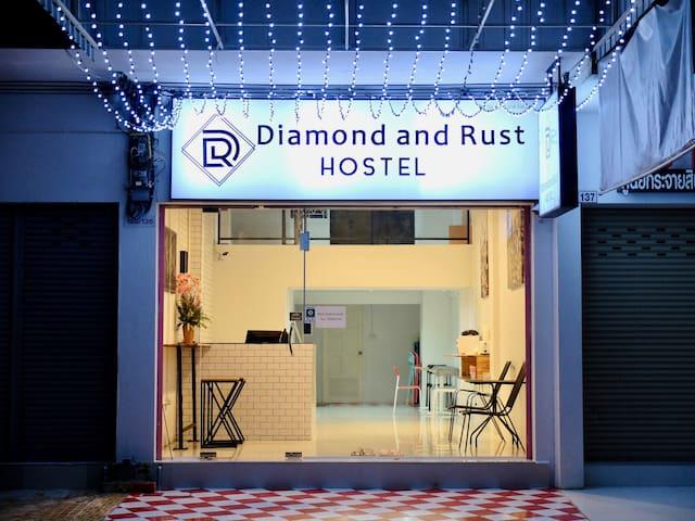 混合间床位/廊曼机场/ D&R Hostel