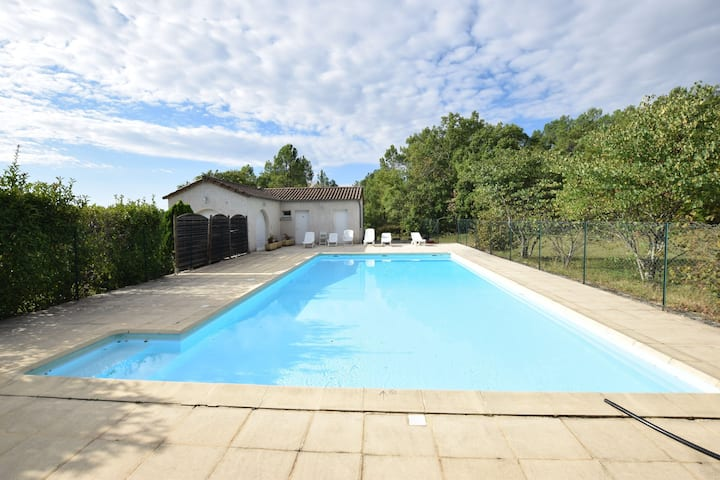 Cozy Apartment in Lablachère with Swimming Pool
