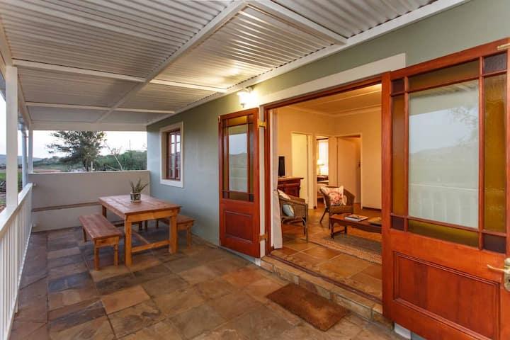 Hazenjacht Karoo Lifestyle - Tonnelkop