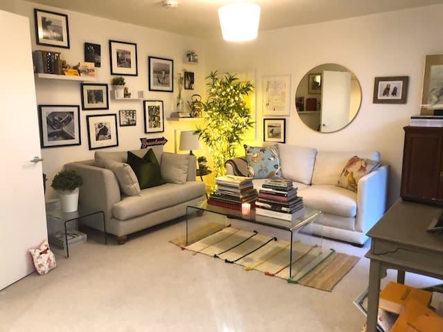 Stylish one-bedroom apartment, North West London