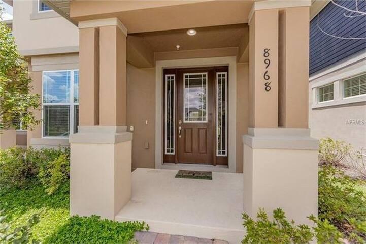 1 bedroom with a living room - Orlando - Ev