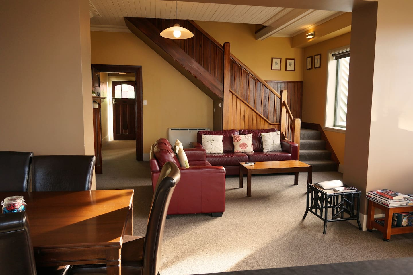 Lounge- entrance and dining