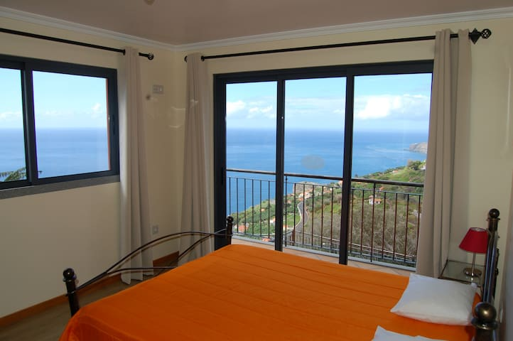 Apartment sea view - Ribeira Brava - Appartement