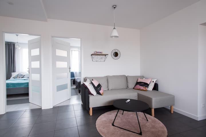 Legnica, Apartament 52m2, Rynek M&M Delux 1