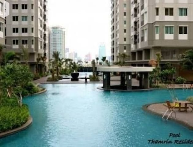 Thamrin Residence near Grand and Plaza Indonesia