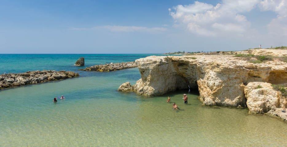 villa spiaggia PerlaNera mare - Pozzallo - Villa