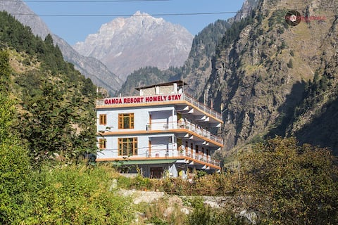 Ganga Resort Homely Stay With Super Deluxe Room