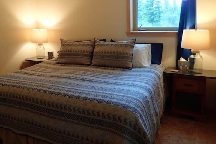 Willemswood, Alaskan Retreat  Denali National Park