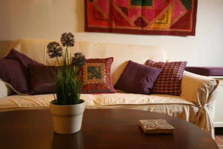Casa Molino - Moroccan Suite - Pinos del Valle - Hus