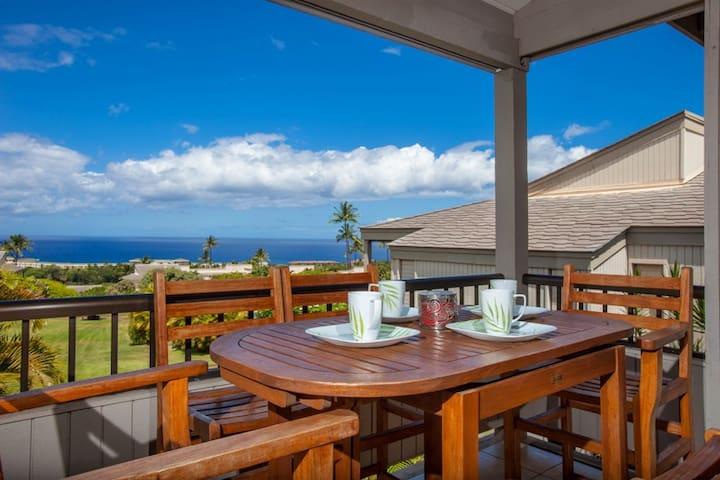 FIVE STARS! Wailea Ekolu 702 2bd/2ba Ocean View - Wailea - Apartment