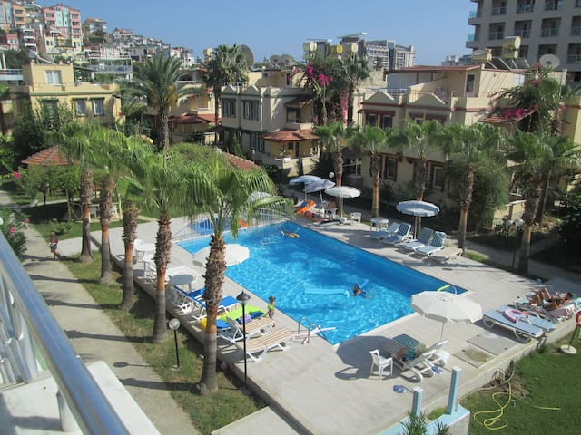 Villa for 2 till 5 persons at Alanya/Konakli