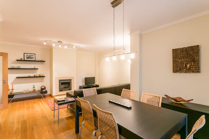 Quality in tranquilty – 3 bedroom apartment