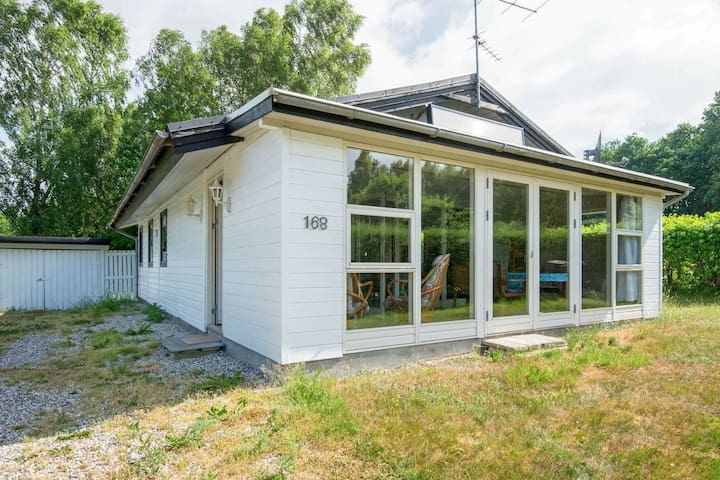 6 personas casa en Truust / Fårvang