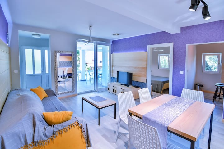 apt Mimosa - Jaz Garden Residence - Lastva Grbaljska - Apartamento