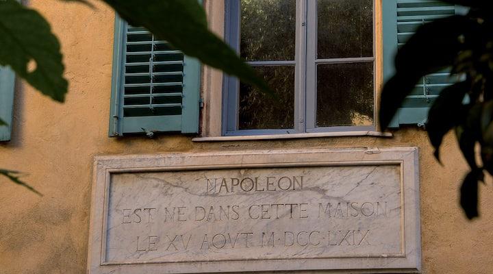 Maison natale de Napoléon Bonaparte