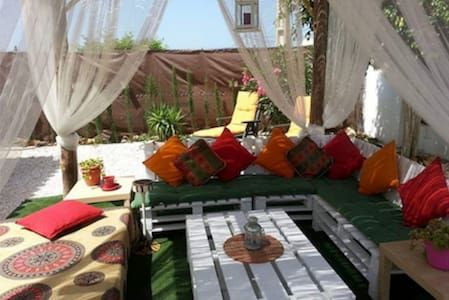 Fantastic Holiday House Casa Oliva with Shared Pool, Garden, Terrace & Wi-Fi; Parking Available, Pets Allowed