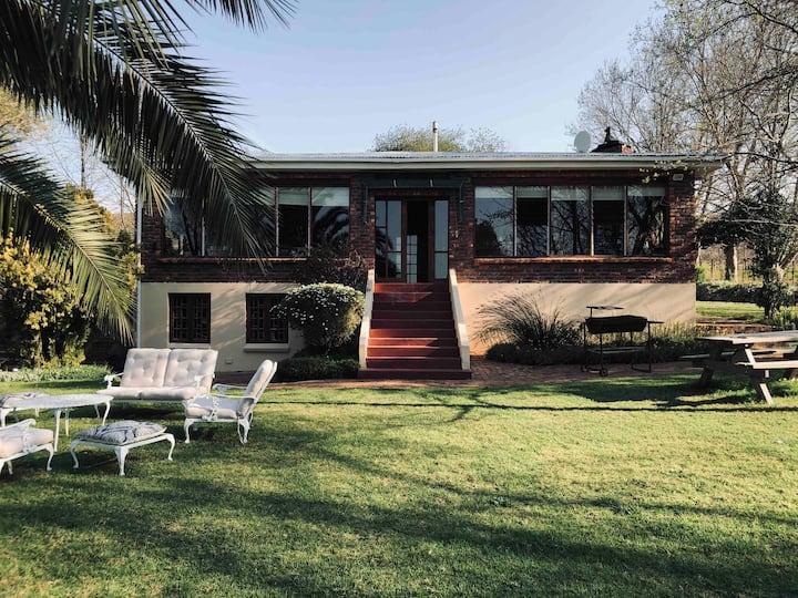 Retreat Main House
