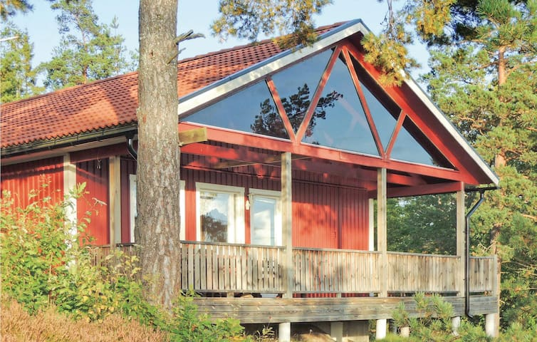 Holiday cottage with 3 bedrooms on 70m² in Högsby