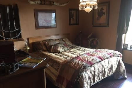 Western Dream Room - Nevada City - Haus