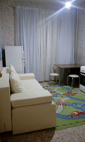 Удобная ,недорогая квартира - Korolev - Appartement