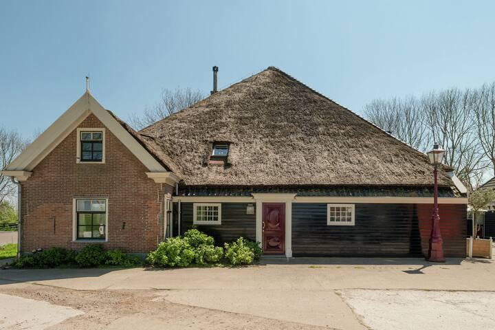 Luxueuse ferme à Lutjewinkel avec sauna