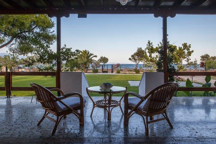 ThemiLia Beach - front, Luxury House