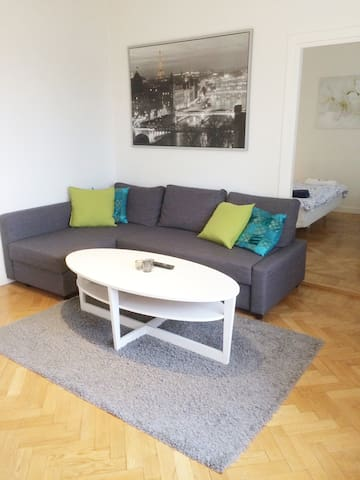 Great apartment in Stockholm City