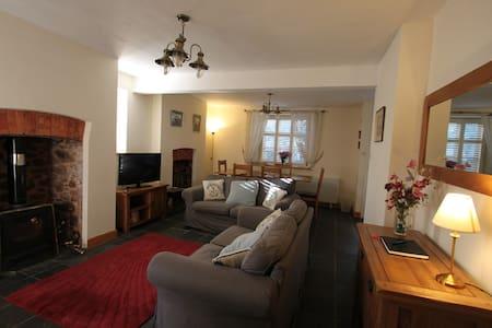 Victorian cottage in Porlock Exmoor - Porlock - Casa