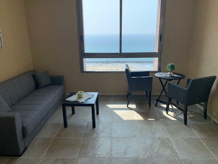 Amazing Suite next to Beach of Haifa !