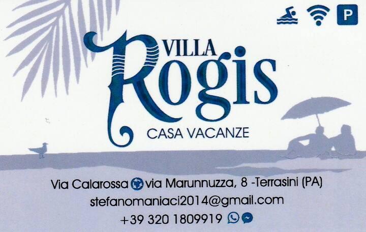 VillaRogis  App, Belvedere un Paradiso di  Relax.
