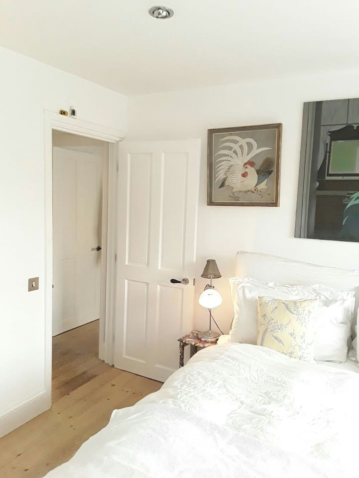 The White Room,  lovely room in Fowey