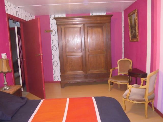 Dans une sympathique maison - Stoumont - Hus