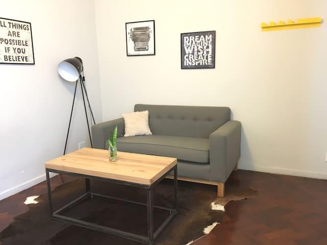 HOT & COZY 1 BEDROOM BELGRANO - Buenos Aires - Leilighet
