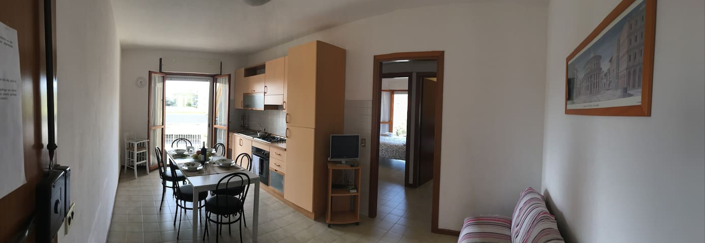 Wi-fi Delizioso appartamento....................