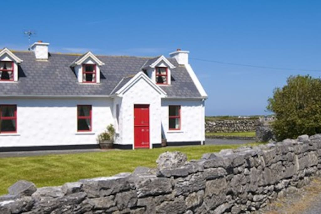 Original irish cottage