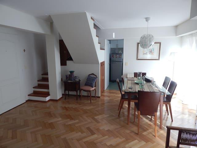 Duplex, Sol y Piscina en Martinez - Martínez - Apartamento
