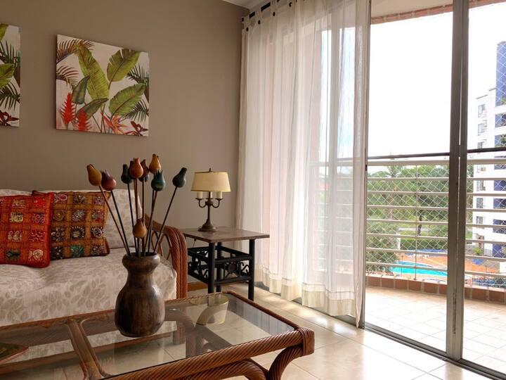 Apartamento nuevo, bonito, moderno, bien ubicado