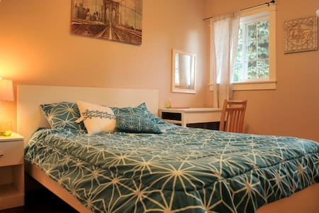 colorful & comfortable and clean room - Portland - Appartement