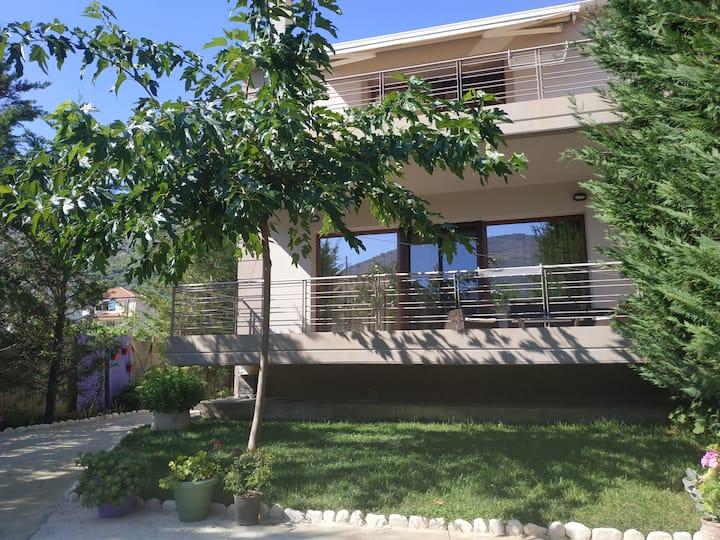 M.G apartments Plataria 1/2