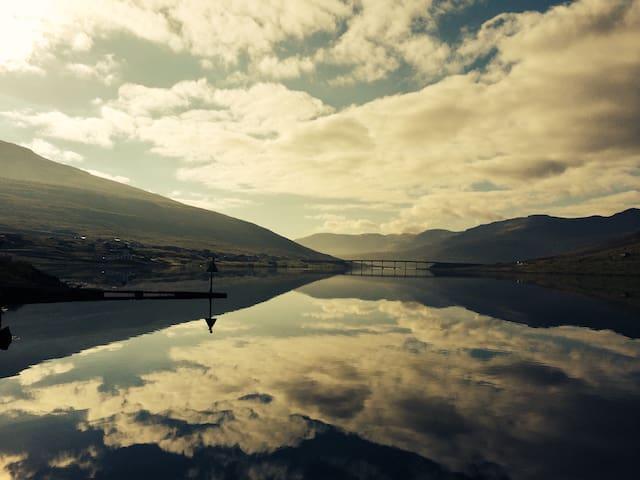 Centre of the Faroe Islands
