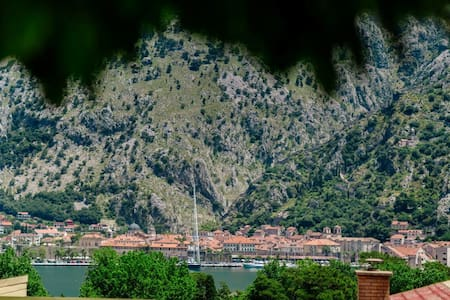 Kotor bay view apartment - Kotor - Appartement