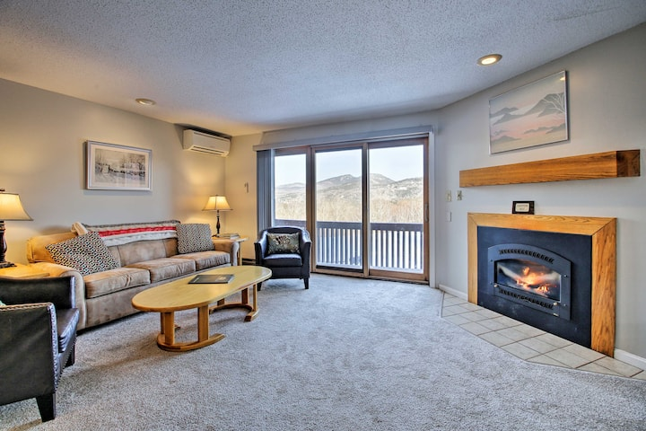 Updated Bartlett Condo w/Views & Resort Amenities!