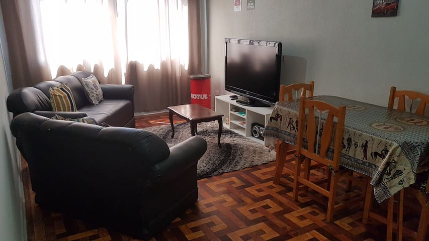 Apartamento cidade ocian
