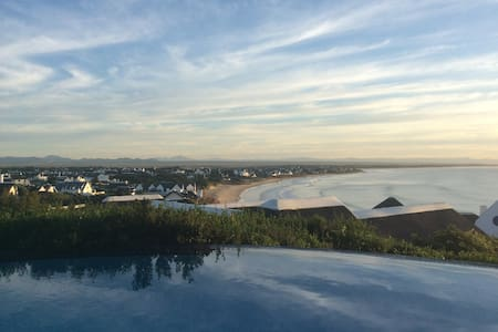 Magnificent home on the beach in St Francis Bay - Saint Francis Bay - Huis