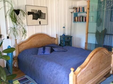 Blaues Zimmer im B&B da Toldo