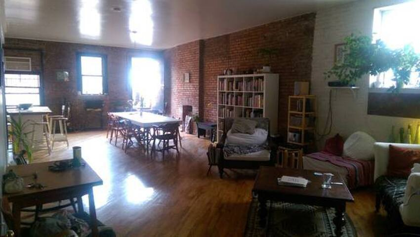 New York style loft space - Nueva York - Loft