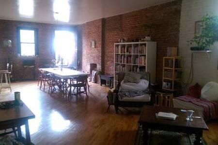 New York style loft space - New York