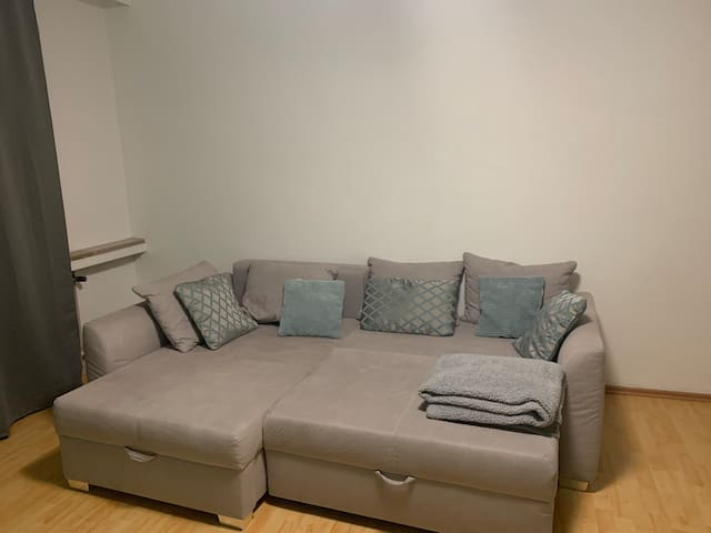 Nice comfortable 1 bedroom located in Frankfurt